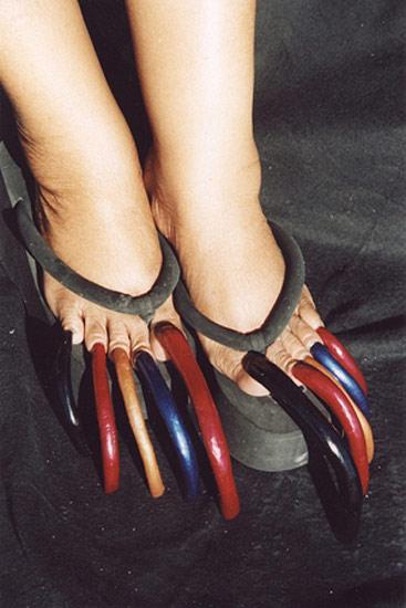 yo tube el mundo a mis pies: